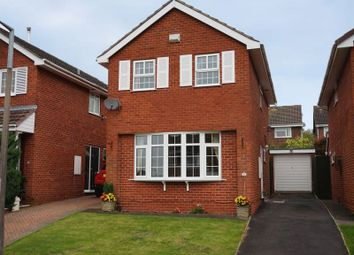 Thumbnail Detached house for sale in Paragon Avenue, Westbury Park, Newcastle-Under-Lyme