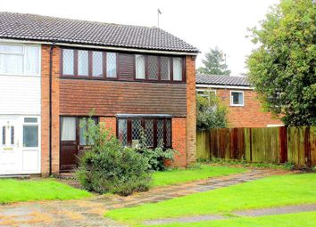 Thumbnail 3 bed end terrace house for sale in Russell Close, Kensworth, Dunstable
