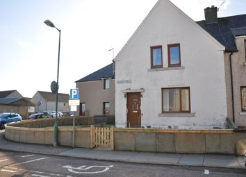 Thumbnail 3 bed end terrace house for sale in Wilson Street, Thurso