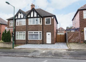 Thumbnail 3 bedroom semi-detached house for sale in Westbury Road, Nottingham