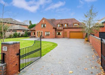 5 bed detached house for sale in Moss Delph Lane, Aughton, Ormskirk L39