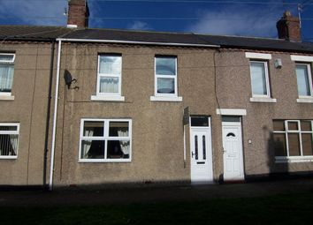Thumbnail 2 bed terraced house to rent in Charles Avenue, Shiremoor, Newcastle Upon Tyne