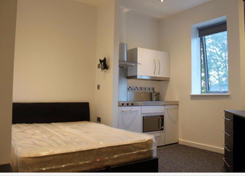 Thumbnail Studio to rent in All Bills Included, St. Mary's House, London Road, Sheffield