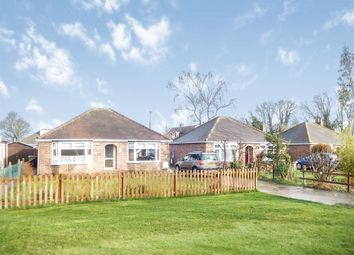 Thumbnail 2 bed detached bungalow for sale in Church Street, Northborough, Peterborough