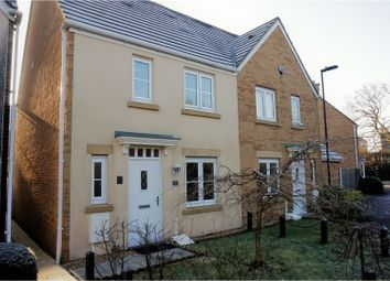 Thumbnail 3 bed semi-detached house for sale in The Pasture, Bradley Stoke