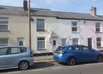 Thumbnail 2 bed terraced house for sale in Dryden Road, Exeter