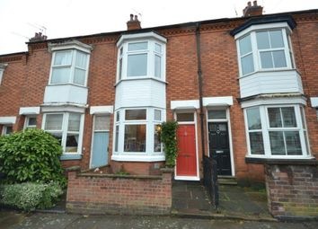 Thumbnail 3 bed terraced house for sale in Marlow Road, Leicester