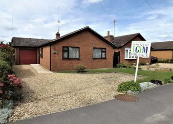 Thumbnail 3 bed detached bungalow for sale in Eastgate, Fleet, Holbeach, Spalding