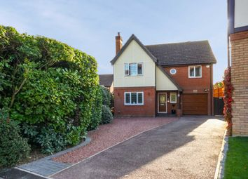 Thumbnail 4 bed detached house for sale in Froden Close, Billericay