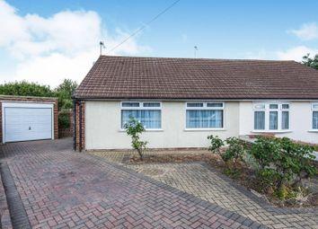 Thumbnail 2 bed semi-detached bungalow for sale in Doris Road, Ashford