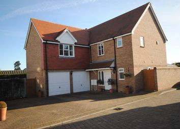 Thumbnail 4 bedroom detached house for sale in Whitehead Close, Writtle, Chelmsford