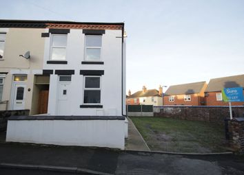 Thumbnail 3 bed end terrace house to rent in Nelson Street, Burton-On-Trent