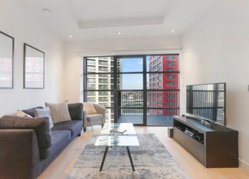 Thumbnail 1 bed flat for sale in Amelia House, London City Island, London