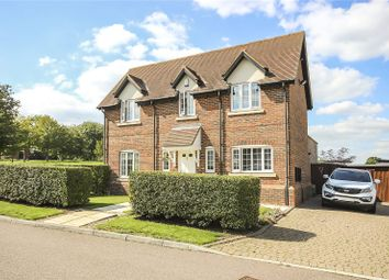 Meadow View, Redbourn, St. Albans, Hertfordshire AL3. 3 bed detached house for sale