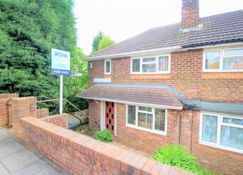 Thumbnail 2 bed semi-detached house for sale in Sheepfold Close, Rowley Regis