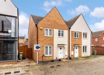 Loughborough Drive, Broughton, Milton Keynes MK10. 3 bed semi-detached house for sale