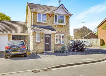 Thumbnail 3 bed link-detached house for sale in Haworth Road, Maidenbower, Crawley