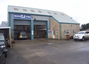 Thumbnail Light industrial for sale in Newport Road, Crymych, Pembrokeshire