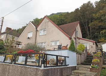 Thumbnail 3 bed semi-detached house for sale in Graham Road, Dolgarrog, Conwy