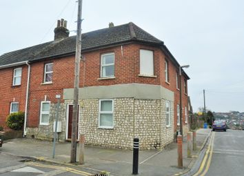 Thumbnail 2 bed flat to rent in Rossmore Road, Parkstone, Poole
