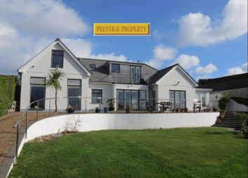 Thumbnail 4 bedroom detached house for sale in Sea Road, Carlyon Bay, St. Austell