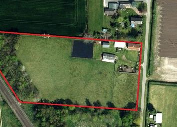 Thumbnail 3 bed detached house for sale in Owmby Lane, North Kelsey Moor, Market Rasen