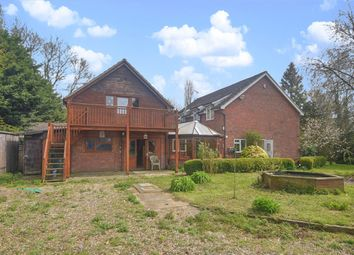Thumbnail 3 bedroom semi-detached house for sale in Air Station Lane, Rushall, Diss, Norfolk