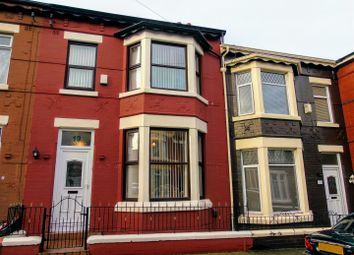 Thumbnail 3 bed terraced house for sale in Thurston Road, Anfield, Liverpool