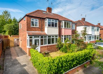Thumbnail 3 bed semi-detached house for sale in Edgeware Road, York