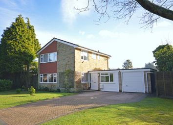Thumbnail 3 bed detached house for sale in Waggoners Way, Grayshott, Hindhead