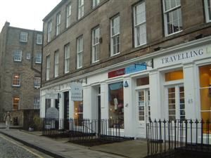 Thumbnail 3 bed flat to rent in William Street, West End, Edinburgh