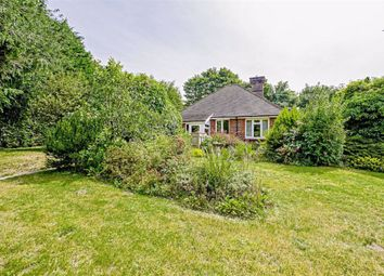 Thumbnail 2 bed detached bungalow for sale in Old Road, Magham Down, Hailsham