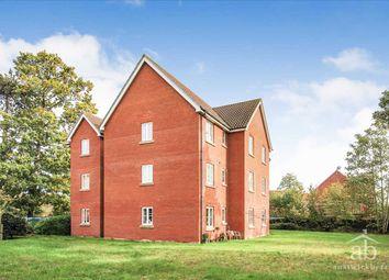 Thumbnail 2 bed flat for sale in Castle Gardens, Grange Farm, Kesgrave