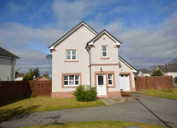 Thumbnail 3 bed detached house to rent in Briargrove Drive, Inverness