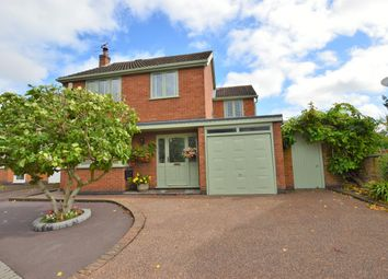 4 bed detached house for sale in Glebe Close, Wigston LE18