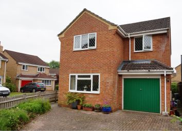 Thumbnail 4 bed detached house for sale in Eastmeare Court, West Totton, Southampton