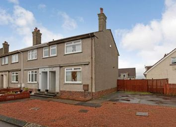 Thumbnail 2 bed end terrace house for sale in Ralston Drive, Crookedholm, Kilmarnock, East Ayrshire