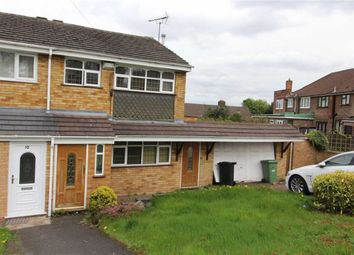 Thumbnail 3 bed semi-detached house for sale in Roford Court, Dudley