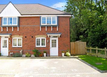 Thumbnail 3 bed end terrace house for sale in Martindales, Southwater, Horsham, West Sussex