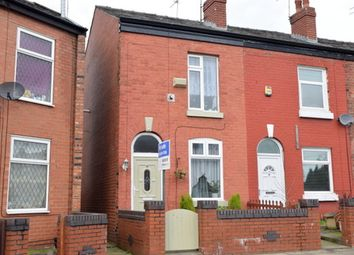 Thumbnail 2 bedroom end terrace house for sale in Charlotte Street, Stockport, Greater Manchester