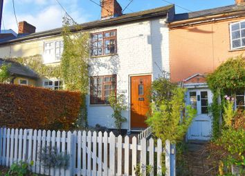Thumbnail 2 bed terraced house for sale in Tuddenham, Ipswich, Suffolk