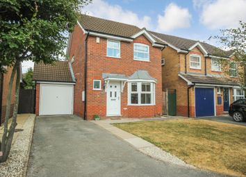 3 bed detached house for sale in Chalgrove Crescent, Hillfield, Solihull B91