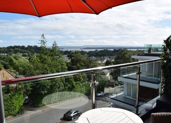 Thumbnail 2 bed flat for sale in Highmoor Road, Parkstone, Poole