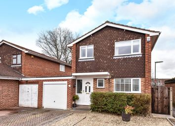Thumbnail 4 bedroom link-detached house for sale in Lightwater, Surrey