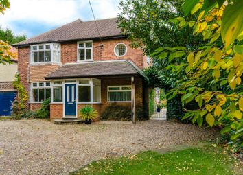 Thumbnail 4 bed detached house for sale in London Road, Harston, Cambridge, Cambridgeshire