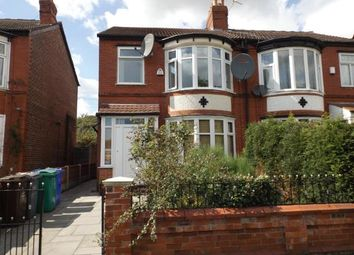 Thumbnail 3 bed semi-detached house for sale in Kingsway, Manchester, Greater Manchester, Uk
