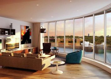 Thumbnail 2 bed flat to rent in Vista Altissima House, Chelsea Bridge Wharf, London