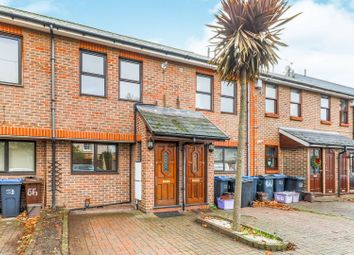 Thumbnail 3 bed terraced house for sale in Henfield Road, London