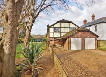 Thumbnail 4 bed detached house for sale in Stubbington Lane, Stubbington, Fareham