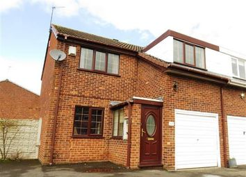 Thumbnail 3 bed semi-detached house to rent in Manston Drive, Perton, Wolverhampton